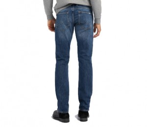 Jeans broek mannen  Mustang Chicago Tapered    1008742-5000-803 *