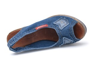 Denim dames sandale  44C-246