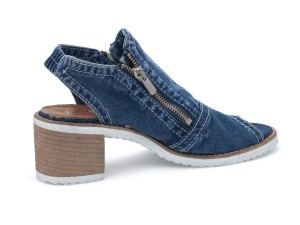 Denim dames sandale  44C-121