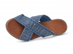 Fitflop slippers jeans dames  44C-203