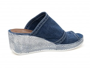Fitflop slippers jeans dames  46C-111
