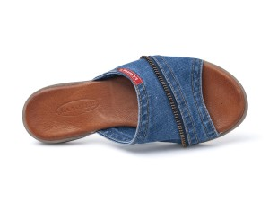 Fitflop slippers jeans dames  44C-202