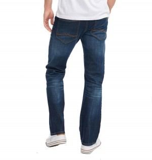 Mustang heren jeans Michigan Straight  3135-5111-593 *