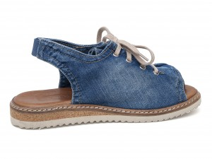 Denim dames sandale  46C-210