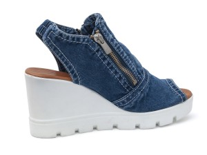 Denim dames sandale  44C-113