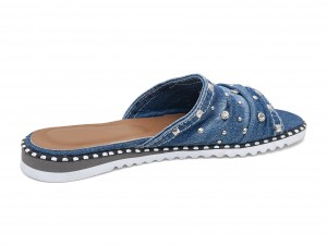 Fitflop slippers jeans dames  46C-101