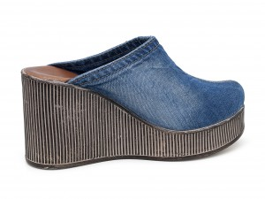 Fitflop slippers jeans dames  46C-220
