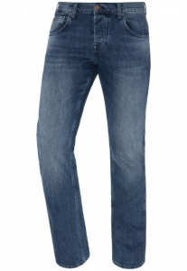 Jeans broek mannen  Mustang Chicago Tapered   1006935-5000-883