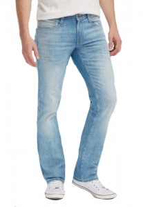 Jeans broek mannen Mustang Oregon Straight  1006922-5000-413 *