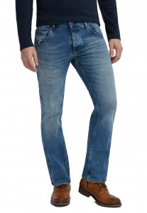 Mustang heren jeans Michigan Straight  1007244-5000-424 *