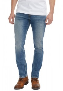 Jeans broek mannen  Mustang Chicago Tapered   1007219-5000-423
