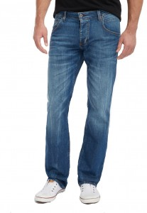 Mustang heren jeans Michigan Straight  3135-5111-583 *
